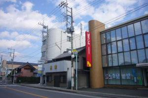 一宮町商店街の中心地、国道沿い4階建ビルの3階部分です。